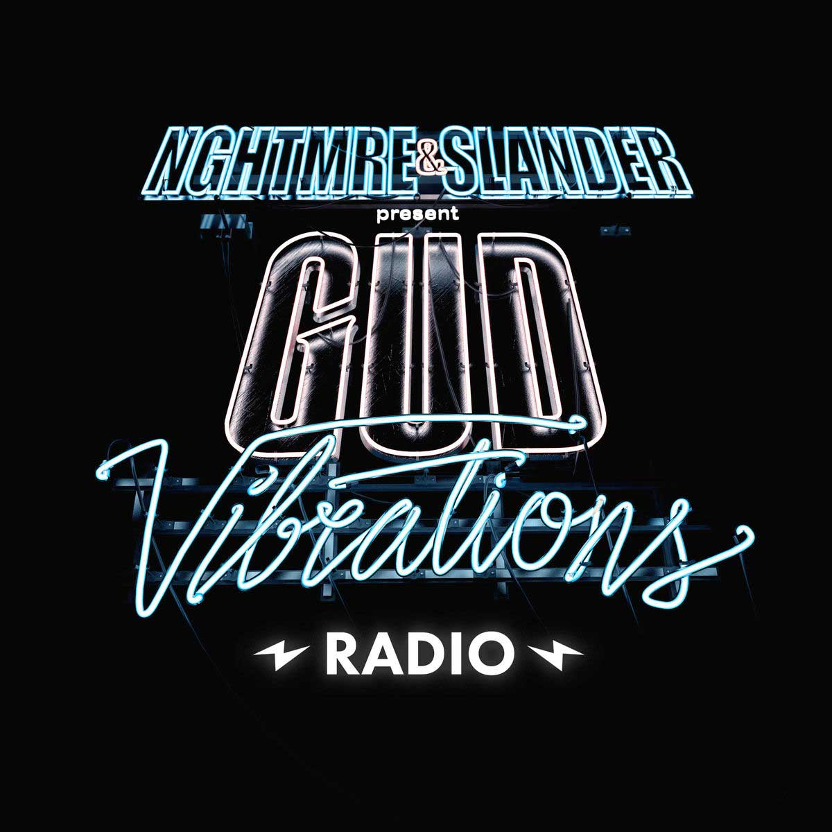 Gud Vibrations Radio 025 Nghtmre Slander Live Nos Events Center