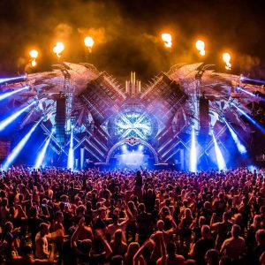 Q-BASE 2016 Official Q-dance Aftermovie