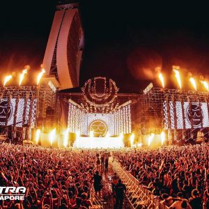 Ultra Singapore 2016 Official Aftermovie